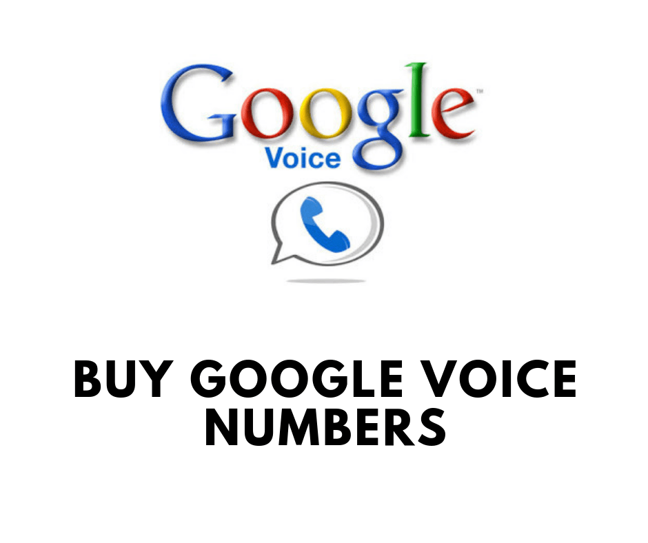 Buy Google Voice Accounts and Number